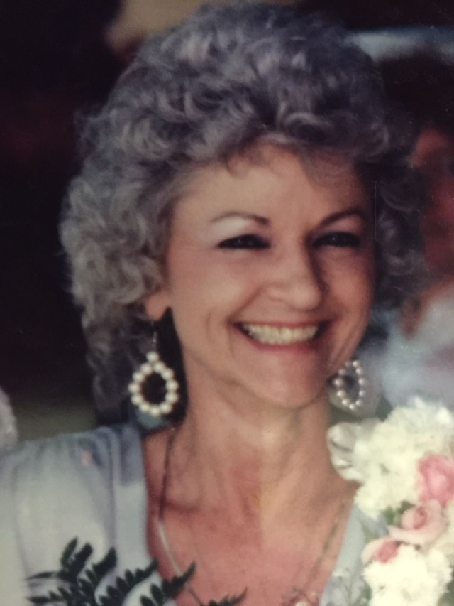Mom. My wedding day 8.3.1985