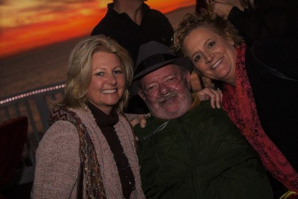 Stu Saffer. Becky. Sue. Dec 2015 Holiday Party by Stu News Laguna (2)