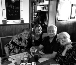 Linda & Tom Hendren, Liz Courselle, Becky