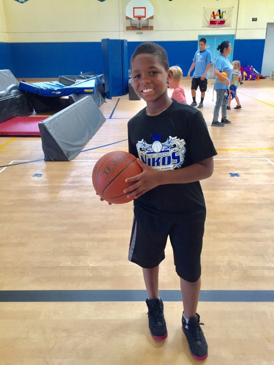 RJ Summer Camp Boys & Girls Club July 2018 29